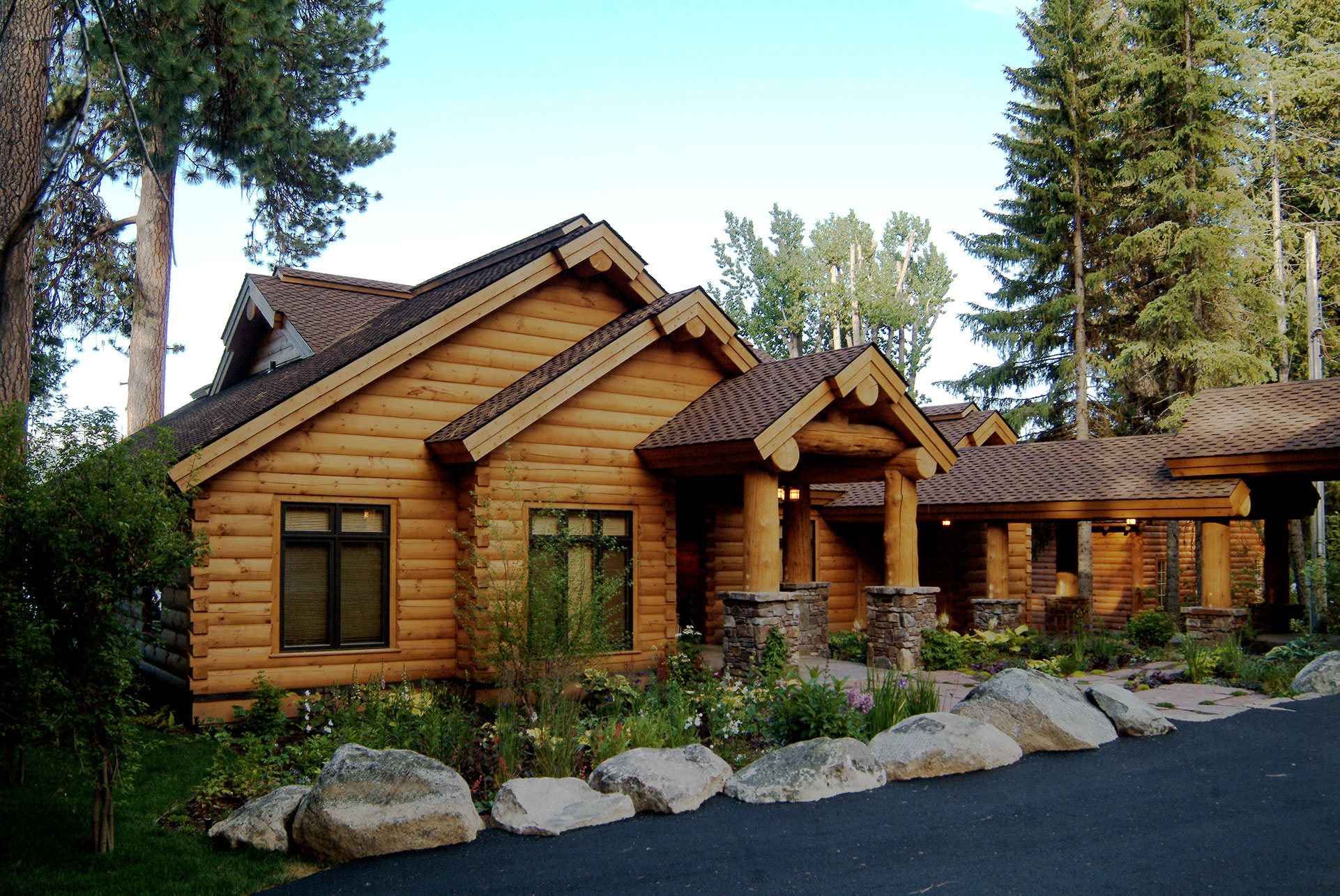 Yellowstone Home Plan from Natural Element Homes