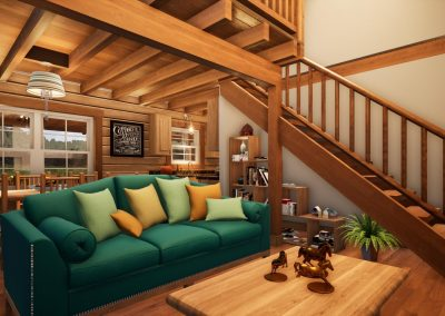 Rock Wren by Natural Element Homes