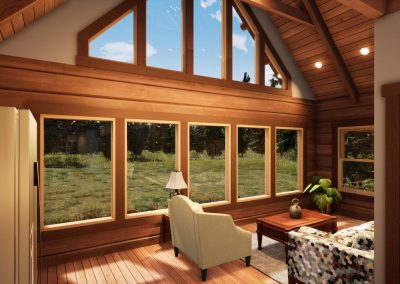 Little Barlow by Natural Element Homes