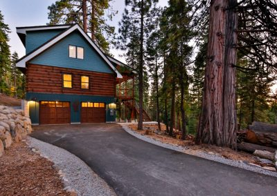 Lake Tahoe Retreat by Natural Element Homes