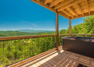 Modern Vista by Natural Element Homes