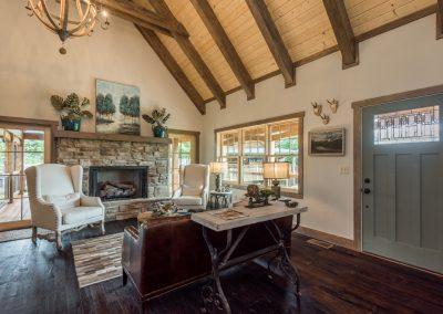 Farmhouse Retreat B by Natural Element Homes