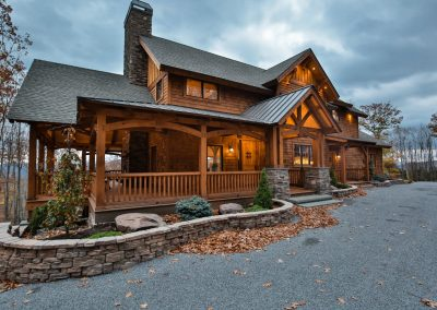 Ravens Nest North by Natural Element Homes
