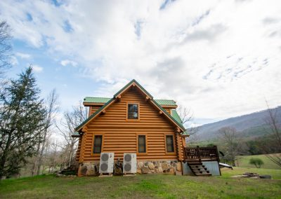 Starr Mountain by Natural Element Homes