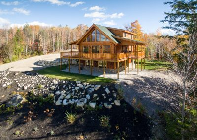 Vista View Camp by Natural Element Homes