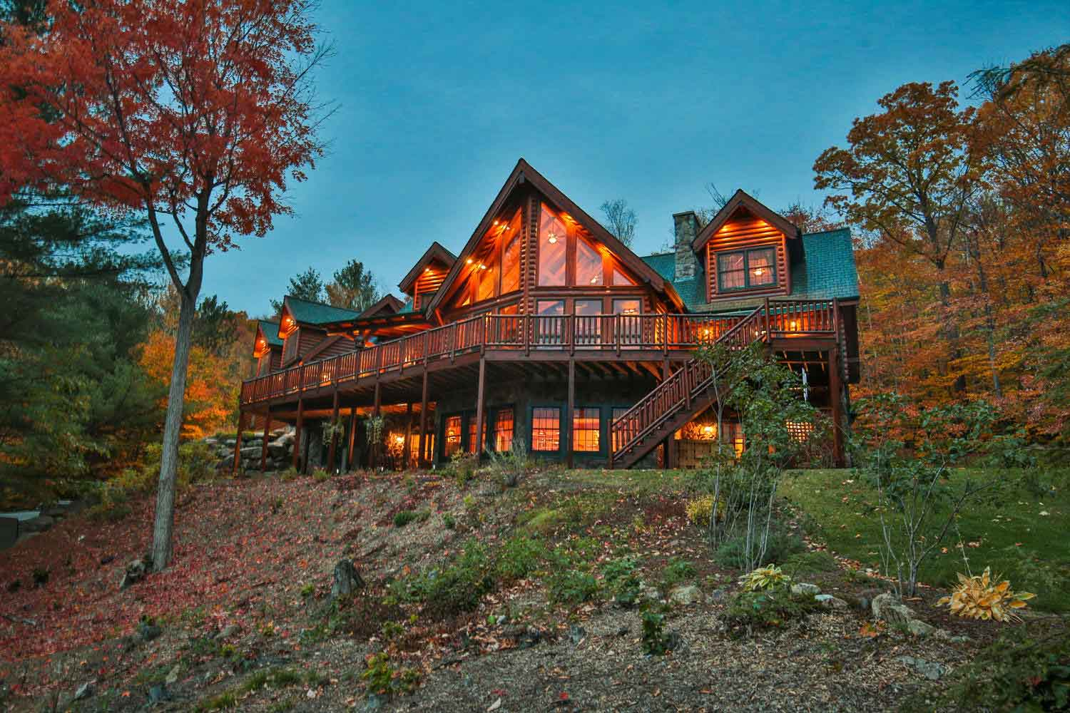 Black Bear Lodge by Natural Element Homes