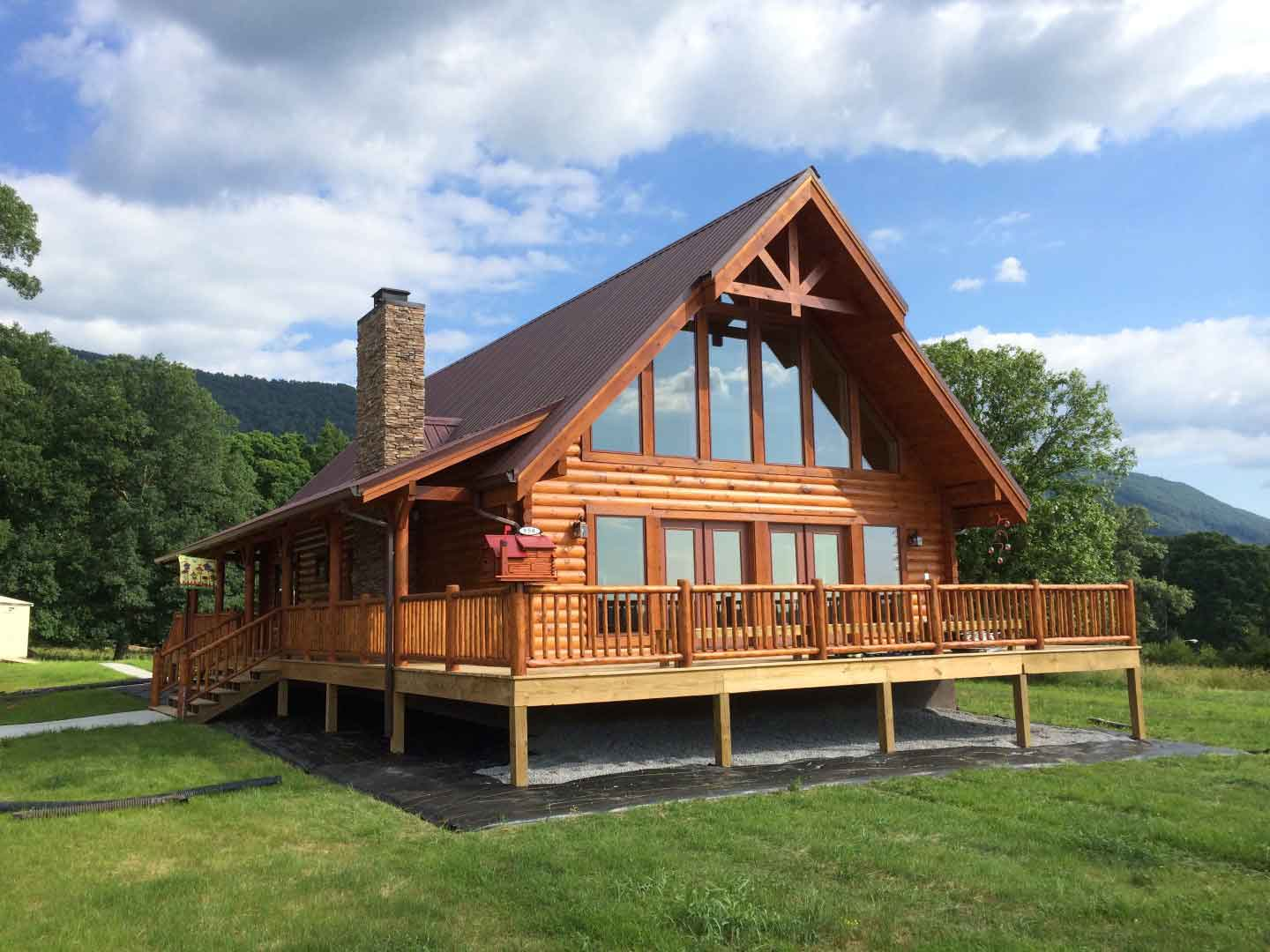 Coleman Camp by Natural Element Homes