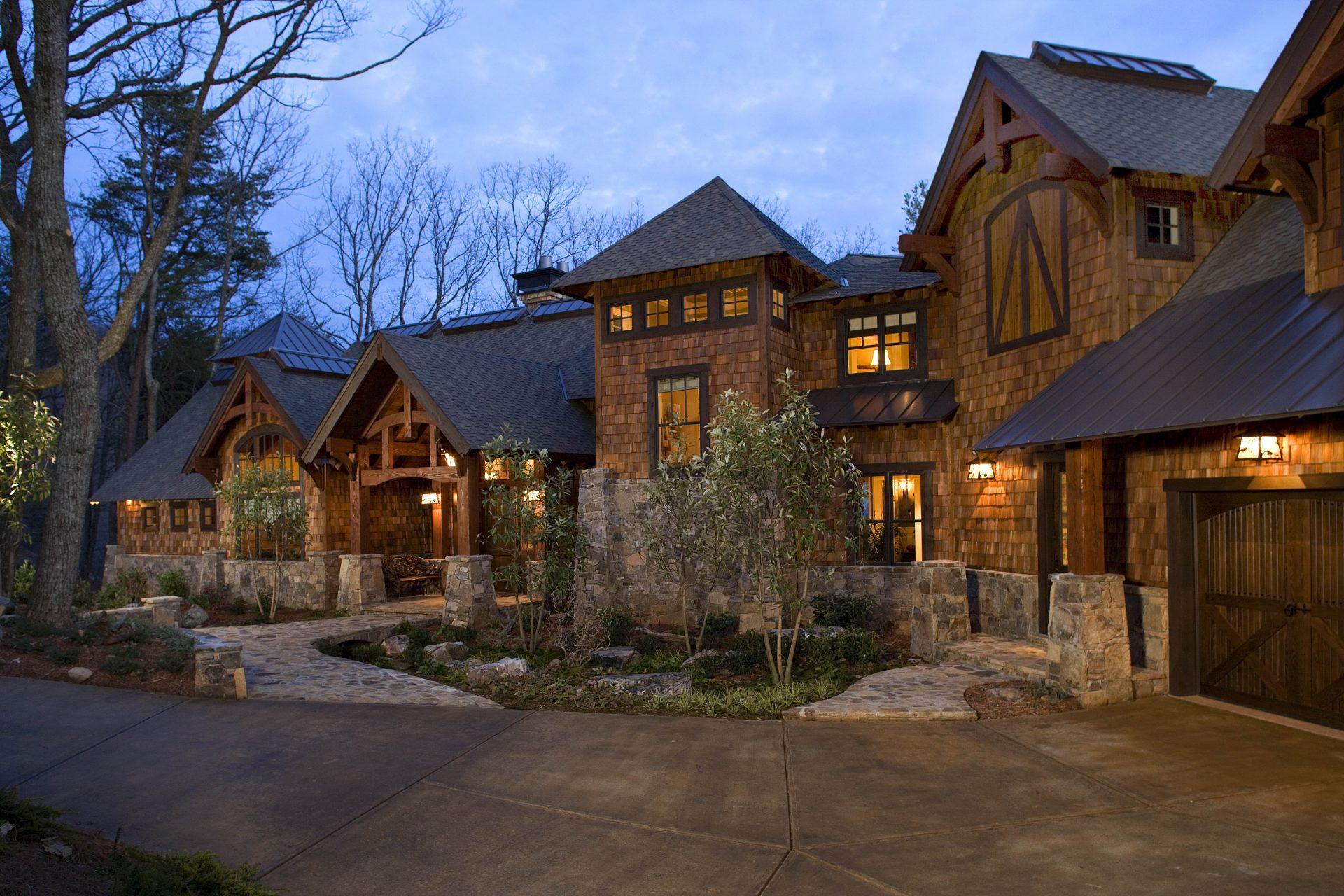 Natural Element Hybrid Homes