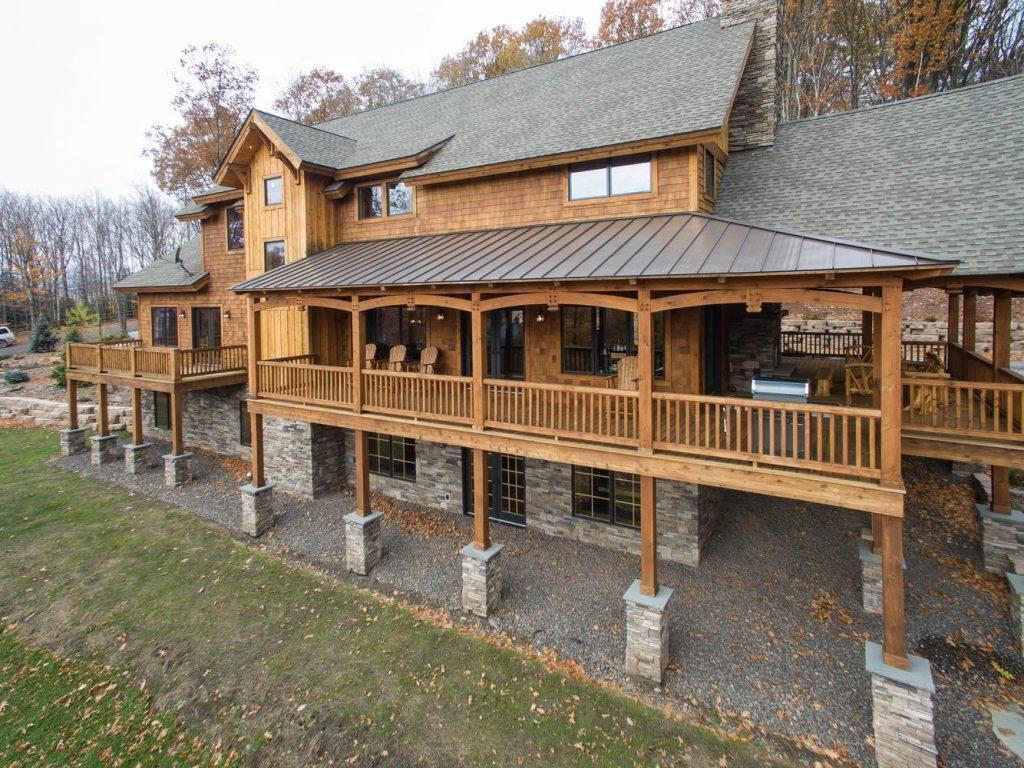 Timber Frame Homes | Natural Element Homes