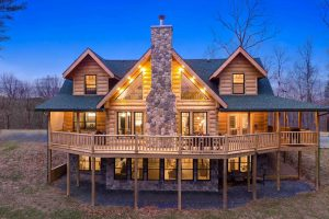 Walton Ridge by Natural Element Homes